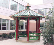 Wootton High School Gazebo: Image 6 of 6
